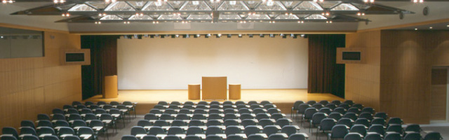 Multi Purpose Hall 171 Fukui International Activities Plaza